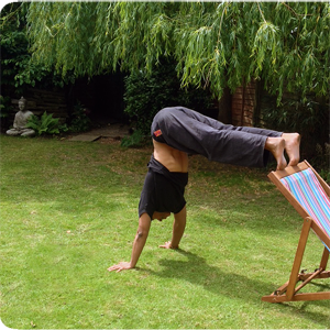 Stephane Kouame yoga