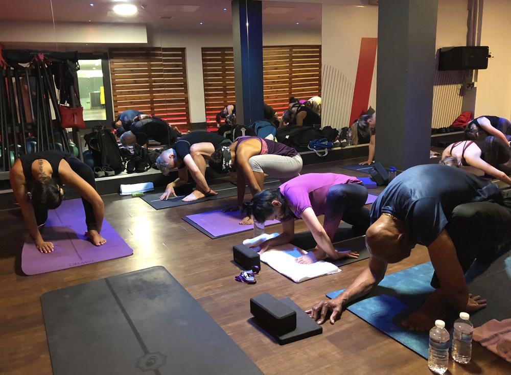 yoga streatham
